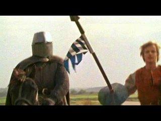 """Баллада о БорьбеВ.С.Высоцкий (из к.ф. """"Баллада о доблестном рыцаре Айвенго"""")"""